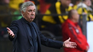 H�nnes:Ancelotti`s headquarters have been quarreling every day