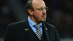 Benitez:The goal is clear - not to fall