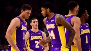Lonzo received support from the Golden State