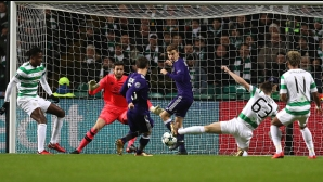 Anderlecht lied to Celtic with an own goal, but was forgiven with Europe