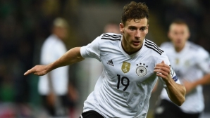Goretzka is again injured