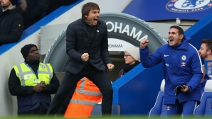 Conte escaped a serious punishment