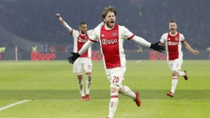 Ajax hit the PSB leader in the derby