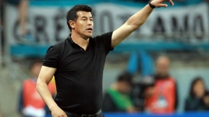 The Spanish Federation stopped the appointment of an Argentinian coach of Las Palmas