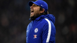 Conte wished for new recruits in January