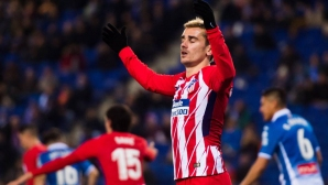 Espanyol suffered a first loss for the Atletico Madrid season