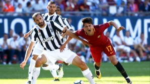 Roma has no victory over Juve in Turin for nearly eight years