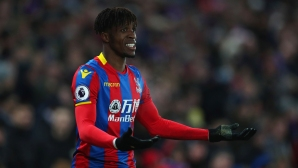 Wilfred Zaha does not intend to leave Crystal Palace