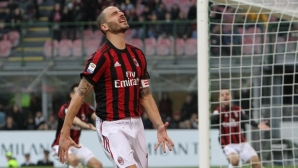 AC Milan fans want Bonucci to be sold