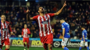 Diego Kosta returned with a goal, Atletico thinks about the 1/4 finals