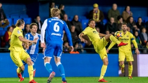 Villarreal settled the millions, but dropped the points