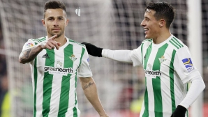 Betis played the fire, but he pulled the three points and stuck behind Seville