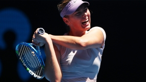 Sharapova:I have expectations, but I`m realistic