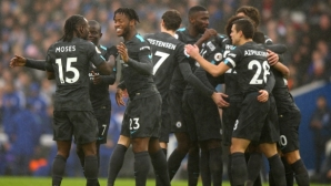 Chelsea beat Brighton at the beginning and end and returned the third place for at least two days