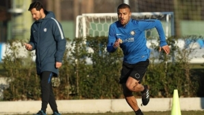 Rafina:I`m going to Inter with child enthusiasm