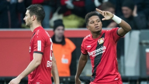 Bailey`s goals are already recordable for Leverkusen