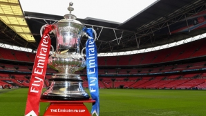 The Grands again missed the 1/4-final FA Cup