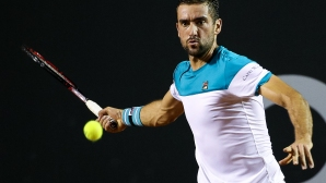 Cilic started confidently in Rio