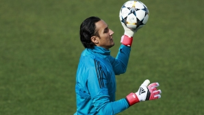 Navas:We are very upset about the loss