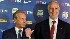 Gaetano Miciche is the new president of Serie A