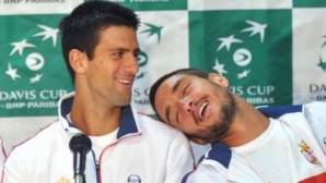 Novak Djokovic will play pairs in Miami