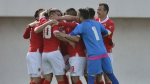 Historical victory for Gibraltar