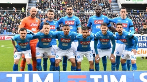 Napoli broke loose and achieved a wonderful result.  .  .  for Juve