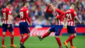 Atletico continued his win at home, El Nino turned 100 goals