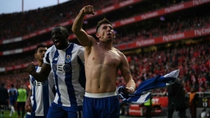 Porto touches the title after the drama at the end of the derby
