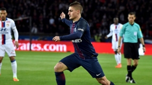 Marco Verratti:I want to stay at Pari Saint-Germain