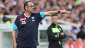 Sarri warned Serie A could lose fans for Juventus