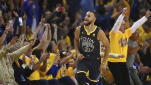Steph Curry brilliant when returning to play