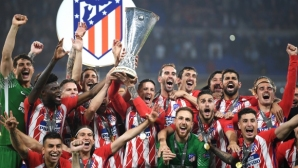 Atletico again dominates the Europa League!
