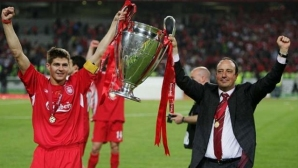 Benitez:Liverpool`s current team is better than the winner in Istanbul