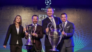 Klitschko:No tickets returned to the Champions League final