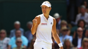 Kerber returned to Wimbledon`s final