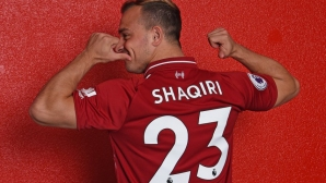 Confirmed:Liverpool attracted Shakuri