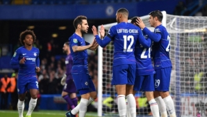 Two own goals and luck helped Chelsea return Lampard to Stamford Bridge