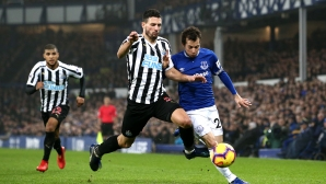 Everton did not break Newcastle