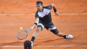 Fonynie continued his march to the top 10 with a successful start in Rome