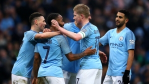 Manchester City beat Roderham with a goal fist at Etihad