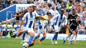 Glenn Murray a hero for Brighton, Fulham missed a two-goal lead