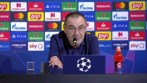 Sarri: The team is starting to play better