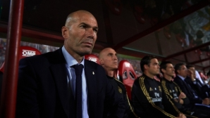 Zidane: I`ve never been scared on the football field