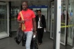 Station Dembele took his girlfriend Stephanie in Lisbon