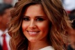 Cheryl Cole plate in air for Ashley