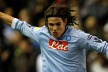 In Naples, pizza baptized Edison Cavani