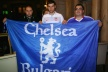 PHOTOS: Star Chelsea special attention to Bulgarian fan club of Londoners