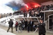 Over 1000 fans supported Lokomotiv Plovdiv in the first step towards Europe