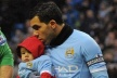 Carlos Tevez was involved in a love triangle